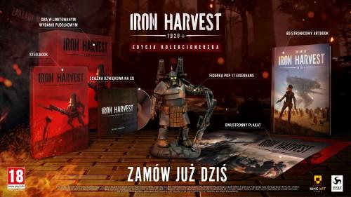 Iron Harvest - Edycja Kolekcjonerska