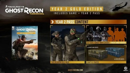 Promocja na Wildlands Year 2 Gold Edition
