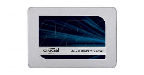 Promocja na Crucial MX500