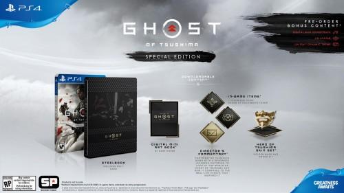 Promocja na Ghost of Tsushima Edycja Specjalna