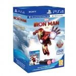 Promocja na Marvel's Iron Man VR PlayStation Move Bundle
