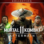 Promocja na Mortal Kombat 11 Aftermath Kollection