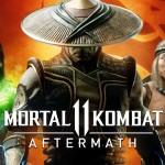 Promocja na Mortal Kombat 11 Aftermath