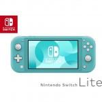 Promocja na Nintendo Switch Lite Turkusowy