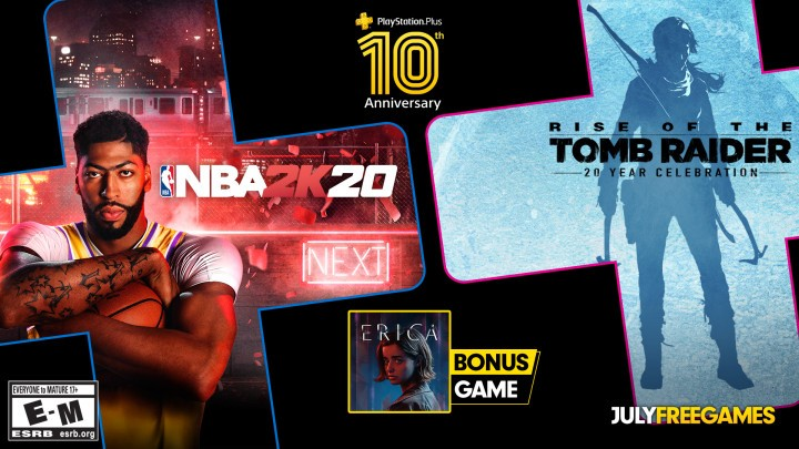 Oferta PlayStation Plus Lipiec 2020
