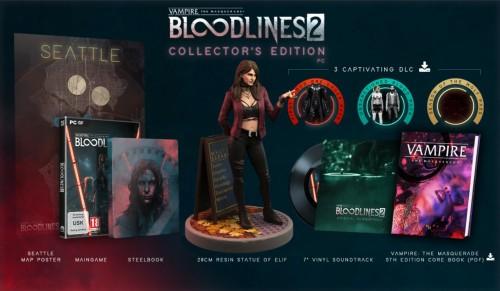 Vampire the Masquerade - Bloodlines 2 - Edycja Kolekcjonerska
