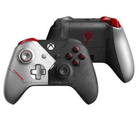 Promocja na Xbox One Pad Cyberpunk 2077