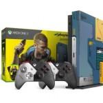 Promocja na Xbox One X Cyberpunk 2077 Limited Edition + dwa pady
