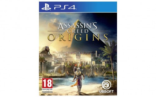 Promocja na Assassin's Creed Origins (PS4)