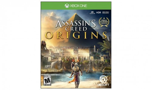 Promocja na Assassin's Creed Origins - Xbox One