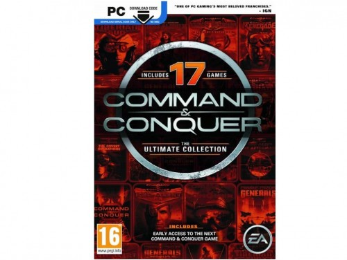 Promocja na Command and Conquer