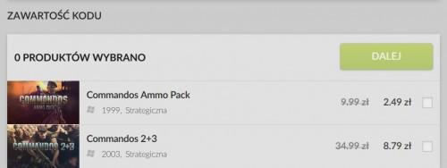 Commandos 2+3 Ammo Pack
