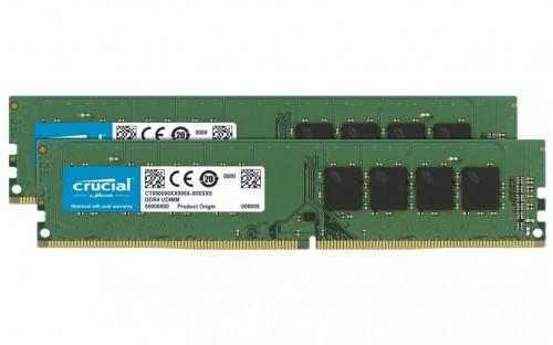 Promocja na pamięć Crucial CT2K8G4DFS8266