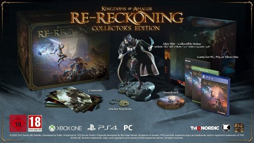 Promocja na Kingdoms of Amalur Re-Reckoning Edycja Kolekcjonerska