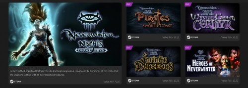 Neverwinter Nights bundle