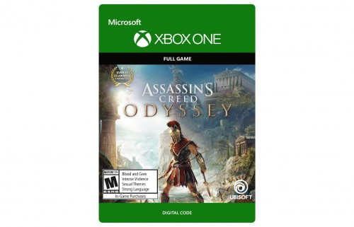 Promocja na Assassin's Creed Odyssey Xbox One