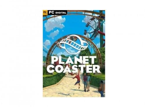 Promocja na Planet Coaster