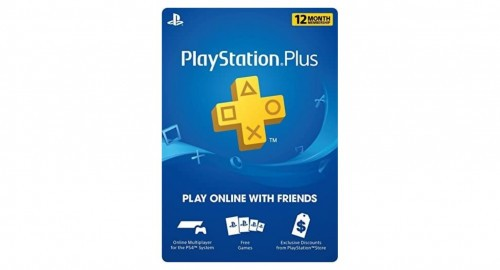 Promocja na Playstation Plus Psn Membership 1-Year