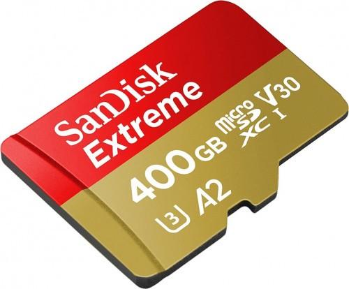 Promocja na SanDisk Extreme 400 GB