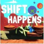 Promocja na Shift Happenes