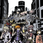 Promocja na The World Ends With You