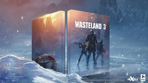 Wastelands 3 Steelbook