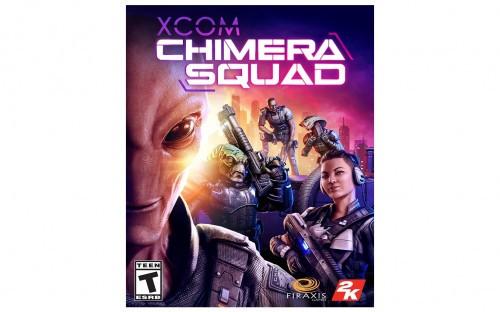 Promocja na XCOM Chimera Squad