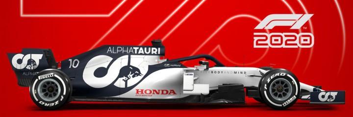 Promocja na F1 2020