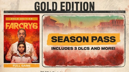 Promocja na far Cry 6 Gold Edition