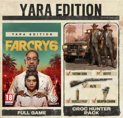 Promocja na Far Cry 6 Yara Edition