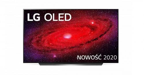 Promocja na LG OLED 55CX