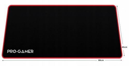 Promocja na podkładkę pod mysz PRO-GAMER by YUMISU 80x45 cm