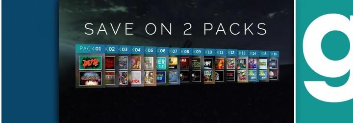 Promocja na zestawy 2 gier na GMG