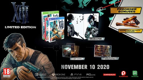 Promocja na XIII Limited Edition