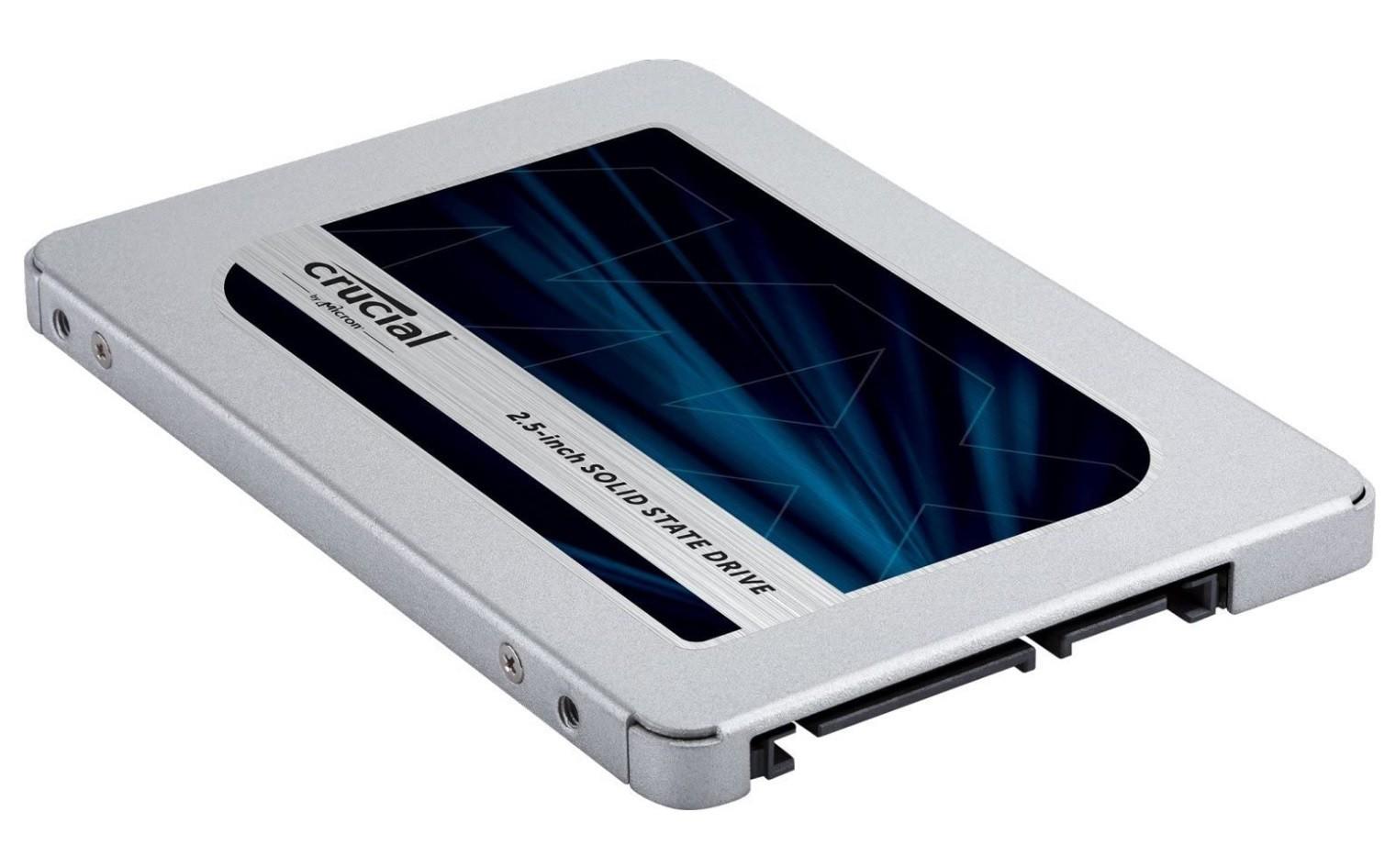 Promocja na Dysk SSD Crucial MX500