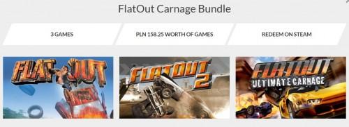 FlatOut Carnage Bundle