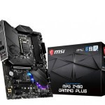 MSI MPG Z490 GAMING PLUS