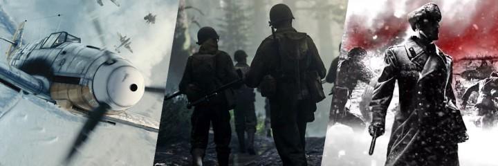 Gry II wojna światowa