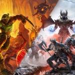 The Elder Scrolls Online and DOOM Eternal