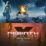 X4: Foundations i X Rebirth: Home of Light Complete Edition