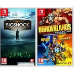 Promocja na BioShock: The Collection + Borderlands Legendary Collection