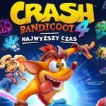 Promocja na Crash Bandicoot 4 Najwyższy Czas