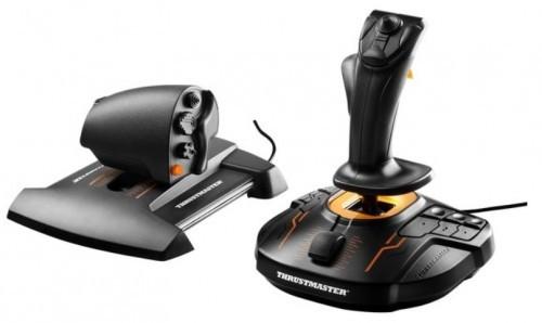 Promocja na Joystick Thrustmaster T16000M FCS Hotas