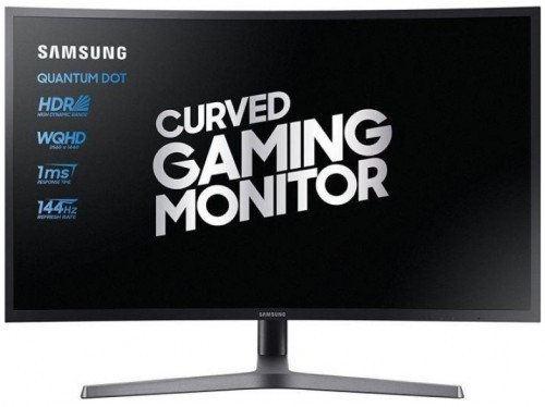 Monitor SAMSUNG Curved QLED