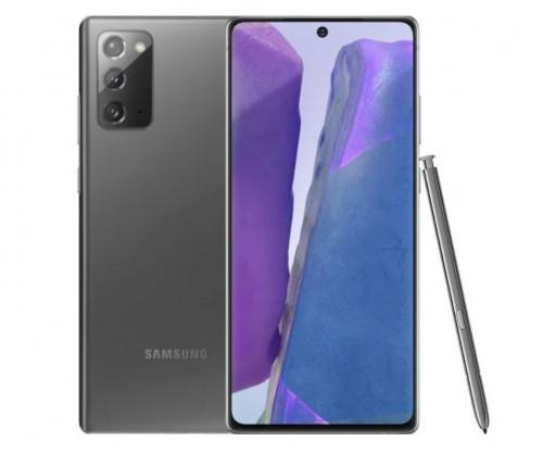 Promocja na Samsung Galaxy Note 20 Szary