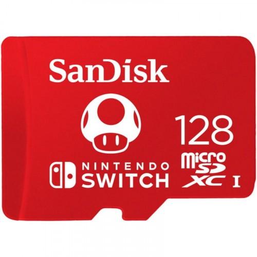 Promocja na SanDisk Nintendo microSDXC 128GB