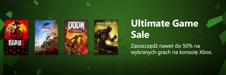 Ultimate Game Sale 2020