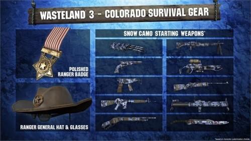 Wasteland 3 preorder bonus