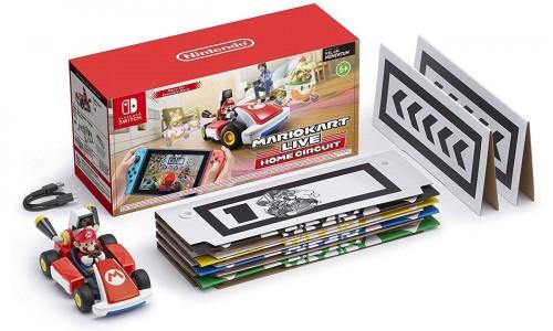 Promocja na Mario Kart Live Home Circuit - Mario