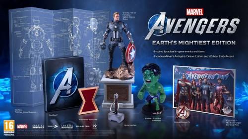 Promocja na Marvel's Avengers - Edycja Najpotężniejszych Bohaterów